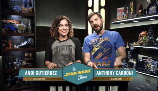 Vader Immortal制作、発表の苦労と過程について迫る。ニューヨークコミコン最新情報も!いつでもそこにはニュースがある。今週のThe Star Wars Show!【現地時間10月3日公開分】